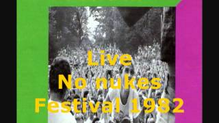 Doe Maar - Live op No Nukes festival 1982