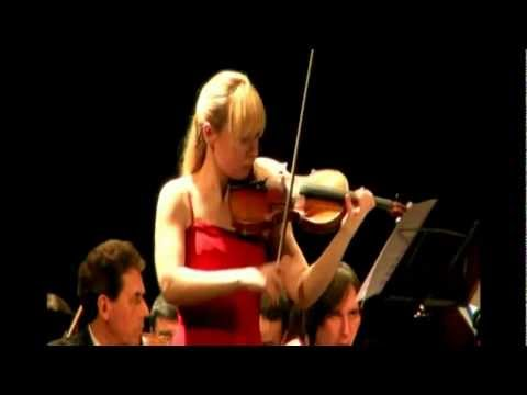Ekaterina Frolova - Karl Goldmark Violin Concerto in A minor, Op.28 4/5
