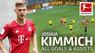 Joshua kimmich - all goals & assists 2019/20