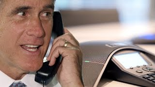 The Mitt Romney Call Re-Enacted, Starring your Favorite 2016ers