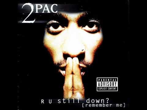2 Pac - Hold On Be Strong
