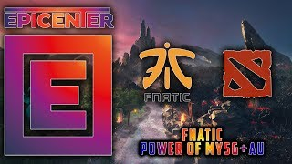 Fnatic vs MYSG+AU | EPICENTER Major 2019
