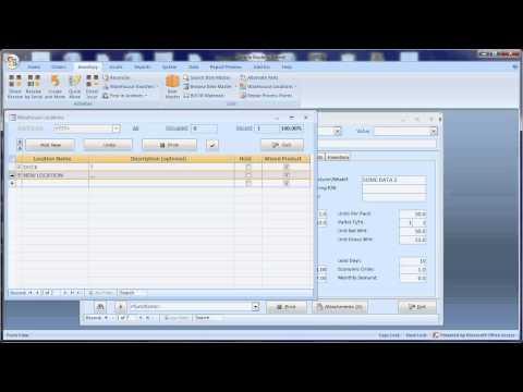 Almyta Control System (ACS): Software Navigation - YouTube