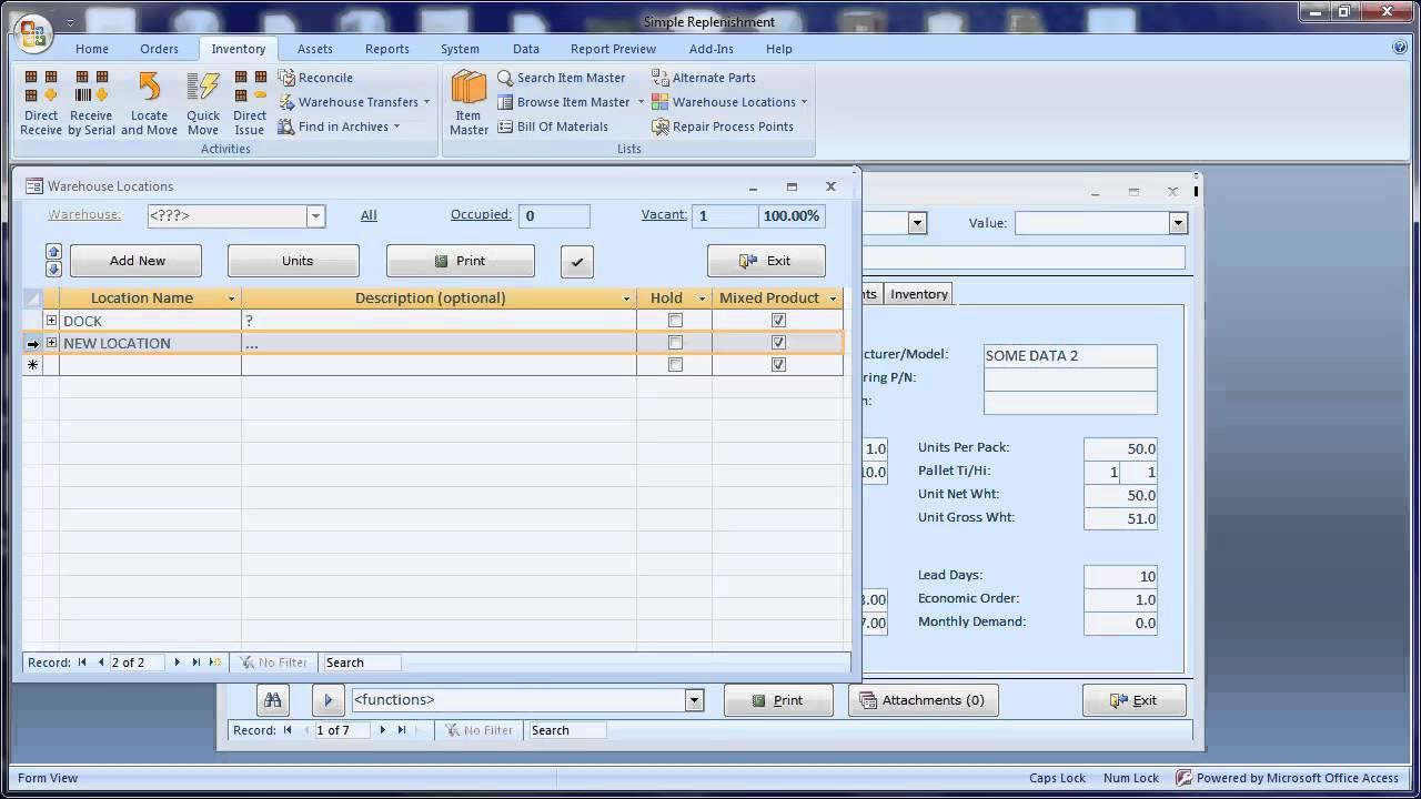 Almyta Control System (ACS): Software Navigation