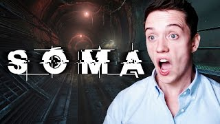 SOMA Playthrough - Part 1! SOMA Gameplay on PC (4K Resolution)