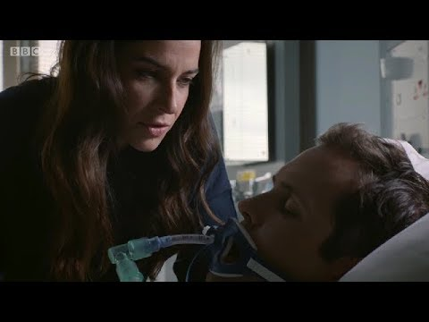 Ollie Wakes From His Coma | Holby City