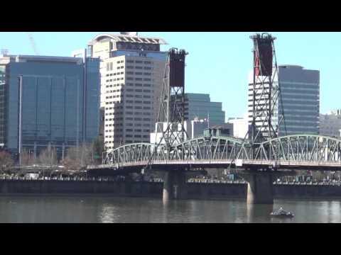 USA Portland Oregon - Nice City View