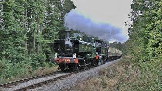 West Somerset Railway - Autumn Steam Gala - 05/10/14