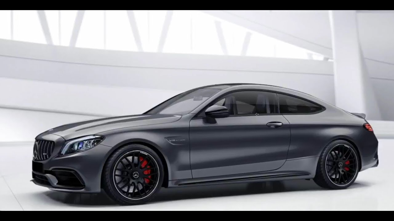 Mercedes AMG C63s Modellpflege konfigurieren | 83metoo ...
