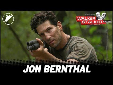 Jon Bernthal  Walker Stalker Cruise 2018