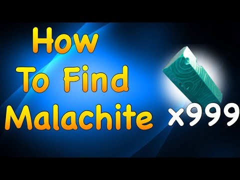 How To Find Malachite In Plankerton! - Fortnite Save The World
