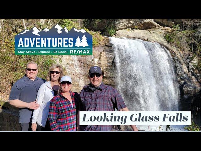 Pisgah Waterfall | Looking Glass Falls | Moore Cove Falls