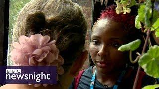 Grenfell's toll on mental health – BBC Newsnight