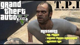 GTA V | Trevor Missions | No Commentary
