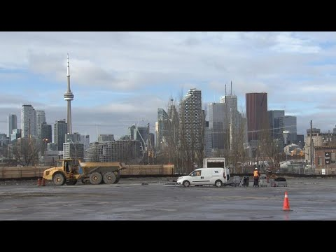 City breaks ground on $1.25 billion waterfront project