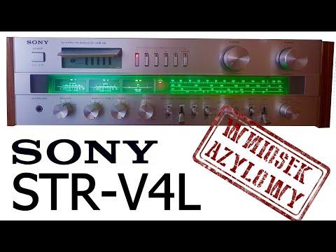 Sony STR V4L - Urodzinowa Prezentacja Zacnego Amplitunera: Audio Azyl #25