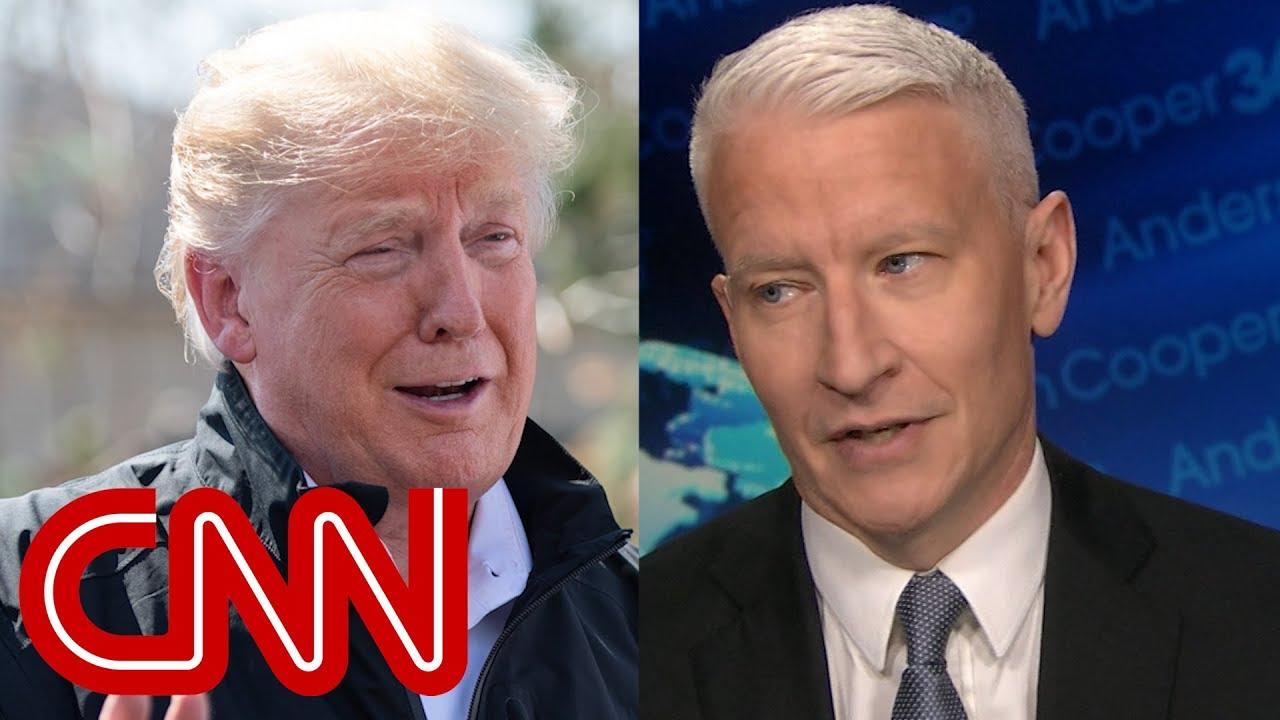 Trump: 'I didn't say that.' (He did.)