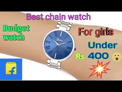 Best Budget  Watch For Girls/under:-400 Rs #Krishan Shil KRS🔥👍