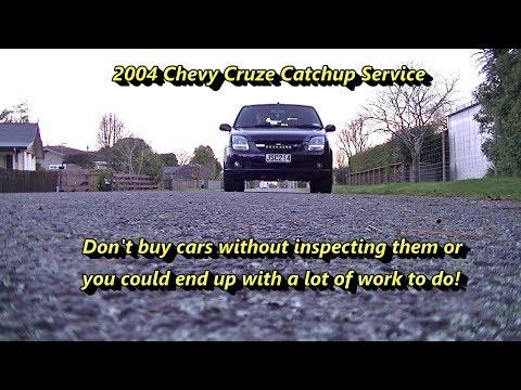 Holden, Chevy, Suzuki Cruze, Ignis, Swift Service