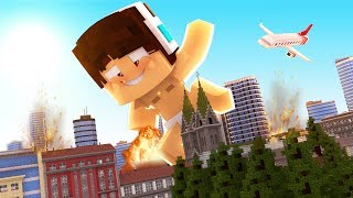 Minecraft: WHO'S YOUR FAMILY? - BEBÊ GAH FICOU GIGANTE!!!