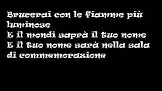 The Script ft. Will.i.am - HALL OF FAME (TRADUZIONE ITA)