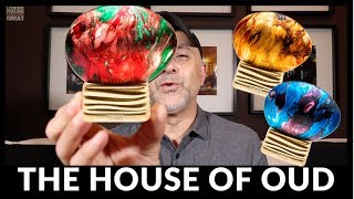 The House Of Oud: Live In Colors, Just Before, The Time First Impressions Review + USA GIVEAWAYS