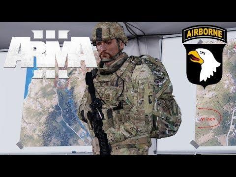 Arma3 MilSim Coop - 101st.AD -German- Operation Tremble