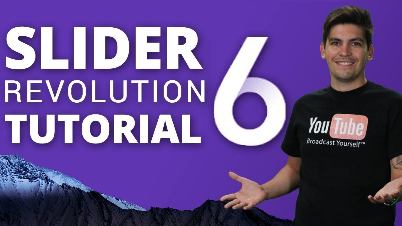 How To Use The Revolution Slider Plugin 6.0 – FULL TUTORIAL 2020