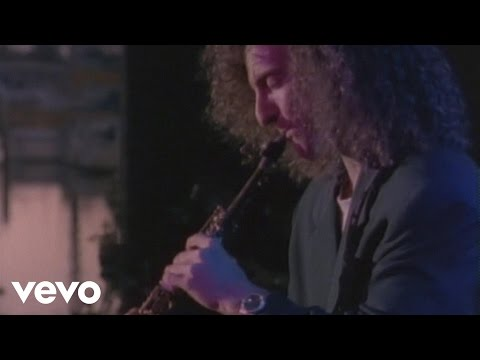 Kenny G - Silhouette (from Kenny G Live)
