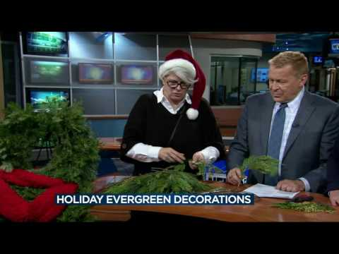 Lisa Briggs has holiday decorating tips