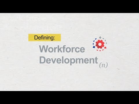Making the Case for 'Workforce Development' | #Am