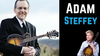 Adam Steffey Bluegrass Mandolin Solo and Licks - Tutorial