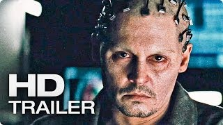 Exklusiv: TRANSCENDENCE Offizieller Trailer Deutsch German | 2014 Johnny Depp [HD]