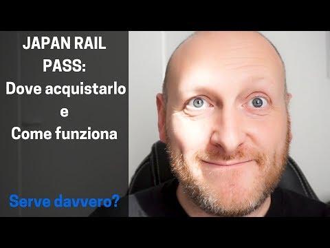 Japan Rail Pass: Dove acquistarlo e Come funziona. Serve davvero?