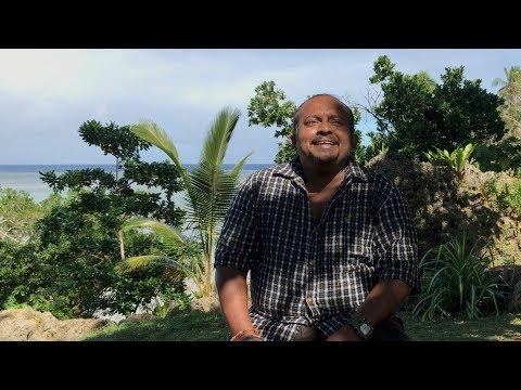 Tula Ram singing - Naqaqa, Savusavu, Fiji