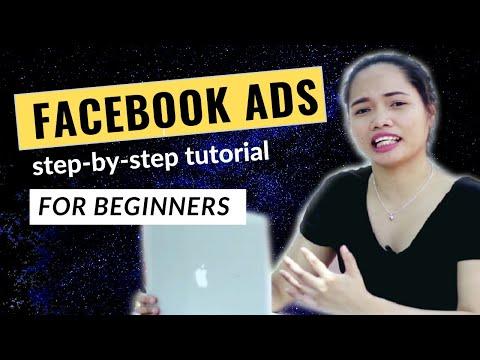 Paano Gumawa Ng Facebook Ads Tagalog Tutorial (2019-2020)