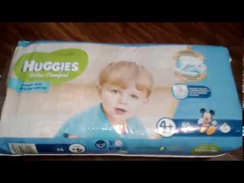 Подгузники Huggies Elite Soft Отзывы покупателей