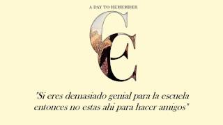 A Day to Remember   Right Back At It Again Sub Español