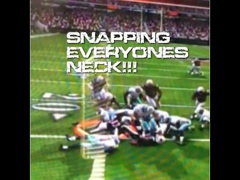 Madden 15 UT Road To The Super Bowl Season 1 Episode 4: LEGION OF HIT STICK!!!
