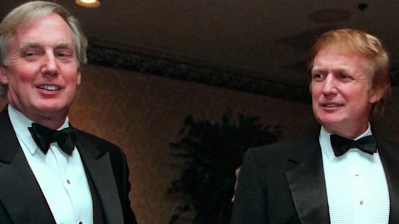 President Donald Trump's brother Robert dies in New York hospital