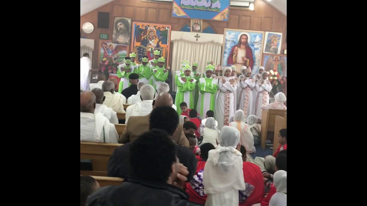 Eritrea Orthodox Tewahedo Nay Nsha Mezmur Amlak Enkglets