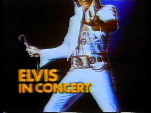 Elvis In Concert Special - CBS Promo