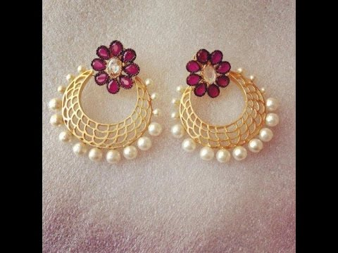 hqdefault youtube amrapali designs earrings watch latest part
