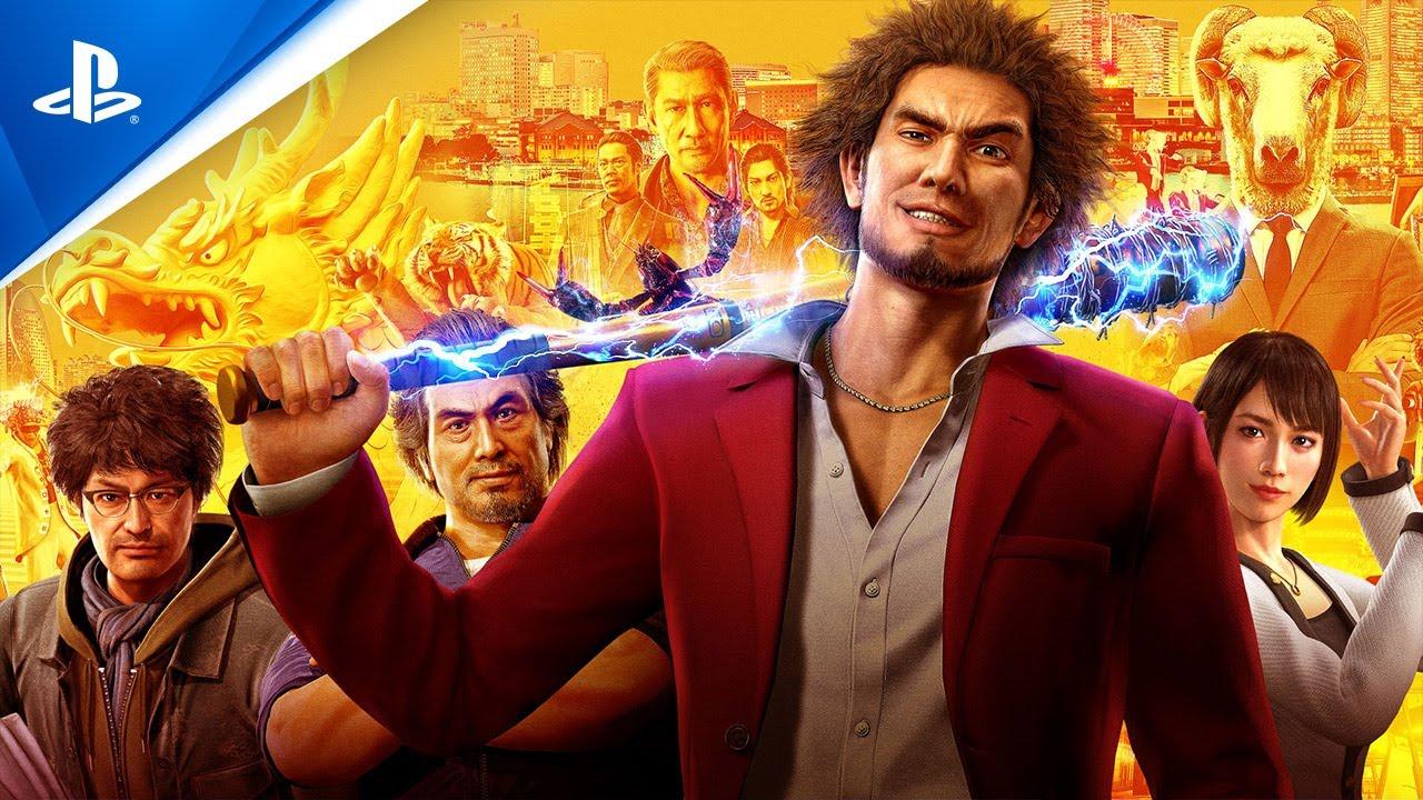 Yakuza: Like a Dragon – Heroes of Tomorrow-trailer | PS4