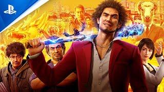 Yakuza: Like a Dragon - Heroes of Tomorrow Trailer | PS4