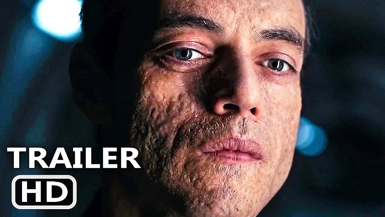 "NO TIME TO DIE ""Villain"" Trailer (New 2020) James Bond 007 Action Movie HD"