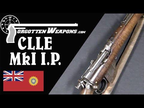 Colonies Lead the Way: Charger-Loading Lee Enfield MkI India Pattern