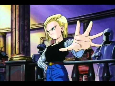 DBZ- android 18 AMV- Do it Like a Dude