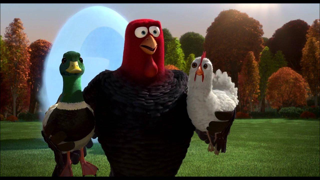 Free Birds bonus scene: turducken - YouTube