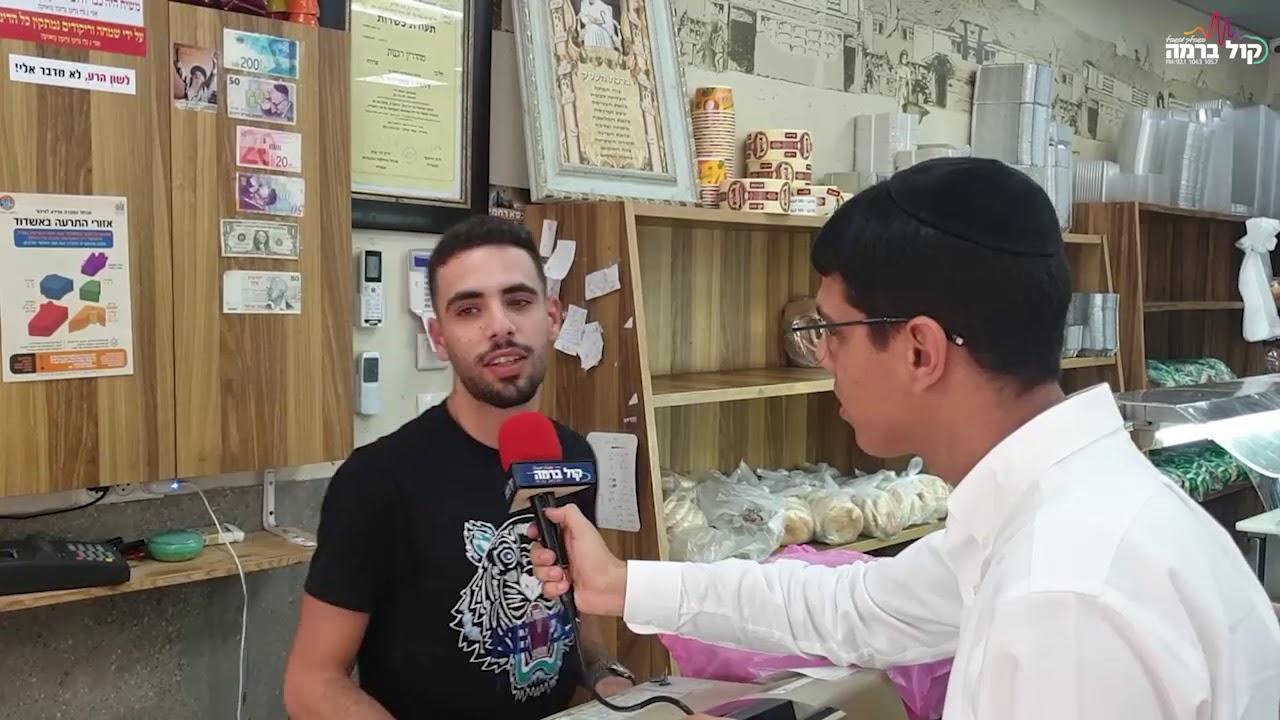 עם הפסקת האש: ישראל אוחיון ירד לרחובות אשדוד ובדק מה חושבים תושבי העיר על המצב הביטחוני